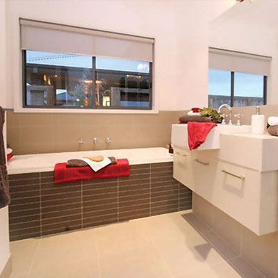 Custom Bathrooms Mornington Peninsula from Hartnett Cabinets