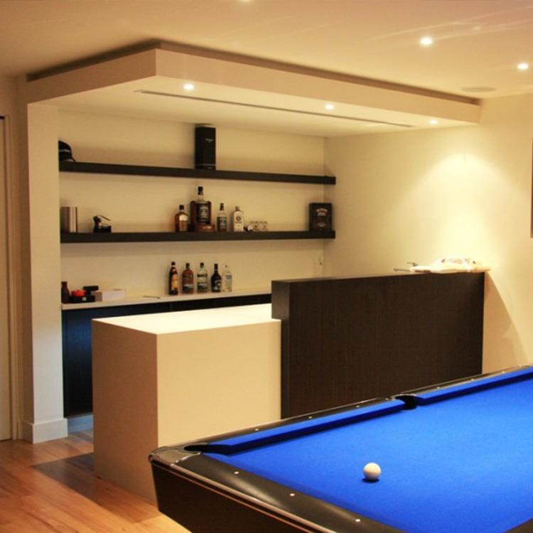 Hartnett Cabinets - Pool Room Cabinets Mornington